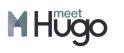 Meet HugoLogo BW
